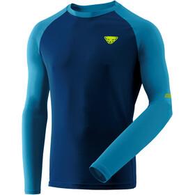 Dynafit Alpine Pro Maglia a maniche lunghe Uomo, mykonos blue